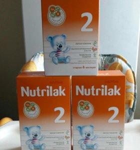 Нутрилак 2 (смесь молочная)