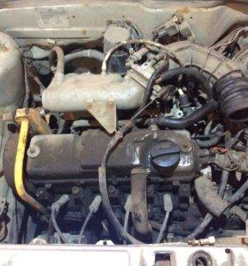Двигатель ваз 2108/2109/21099/2113/2114/2115/2110