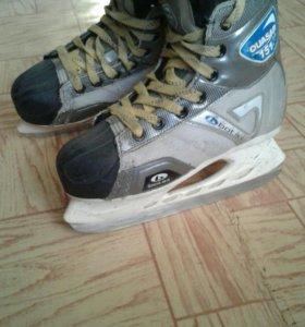 Хоккейные коньки Botas Quasar 151