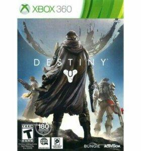 Продам Destiny на xbox 360