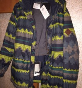 Сноубордическая лыжная одежда куртка штаны