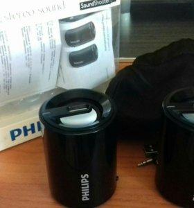 Philips SBA3210 - Портативная акустика