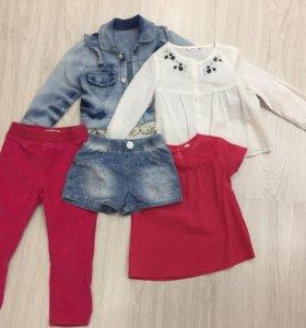 Набор одежды для девочек