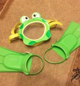 Набор для плавания на 3-5 лет