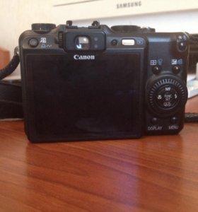 Фотоаппарат Canon PowerShot G9 в не раб.сост.