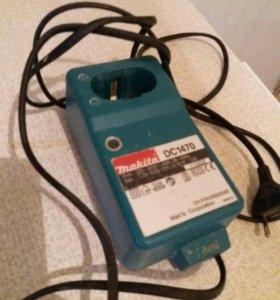 Зарядное устройство для шуруповерта makita