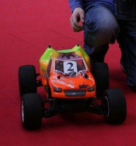 Радиоуправляемая модель на базе Maverick Strada XT