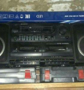 Магнитола Sony CFS-W455L