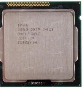 Intel core i3 2120 3.3ггц
