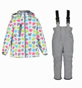 Зимний костюм (куртка и штаны)