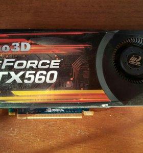 видеокарта nvidia geforce 560