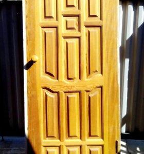 Межкомнатные двери (2 шт.)
