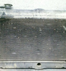Радиатор медный на ниву