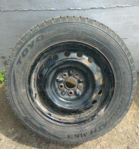 Зимняя резина Toyo 195/65 R-15