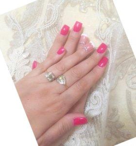Наращевания ногтей