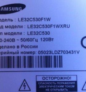 LE32C530F1W SAMSUNG