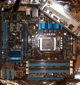 Asus P7H55-M Socket 1156