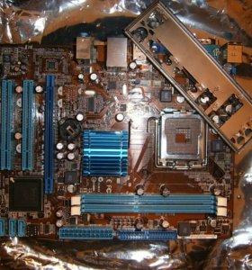 Asus P5G41T-M LX2 Socket 775