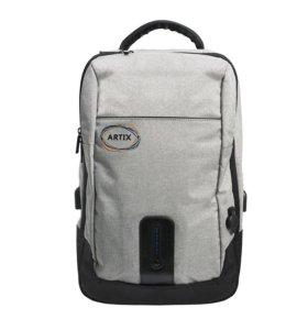 Рюкзак ARTIX с зарядкой для телефонов и планшетов