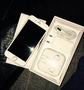 iPhone 6 64 go Gold