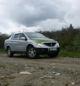 SsangYong Actyon Sports 1