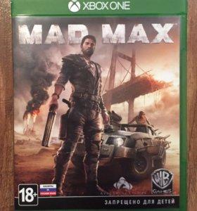 Mad Max для Xbox One
