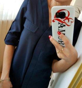 Шифоновая блузка (новая)