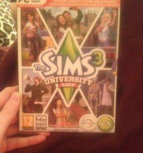Sims3 для компьютера