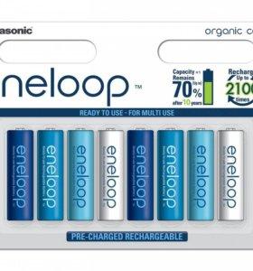 Panasonic Eneloop Ocean 2000mAh