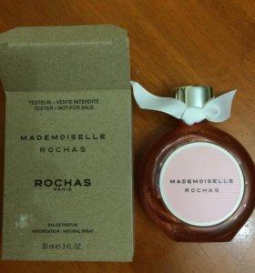 Духи mademoiselle Rochas
