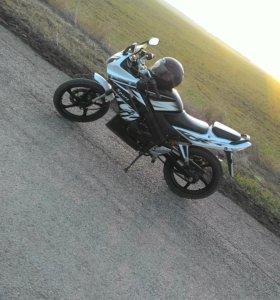 Мотоцикл Racer Skyway RC200-CS