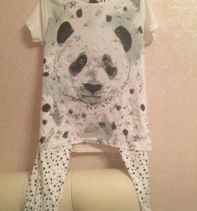 Новая Пижама с пандой