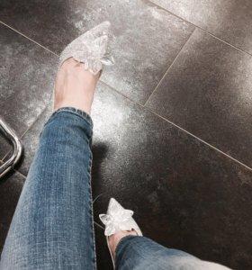 Jimmy Choo Cinderella туфли Золушки