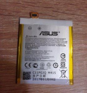 Батарея на Asus zenfone