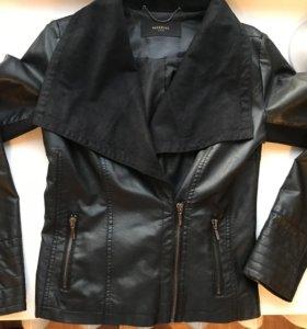 Куртка из искусственной кожи Reserved