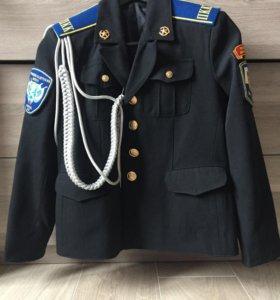 Парадная кадетская форма для мальчика