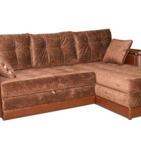 Угловой диван Император-5