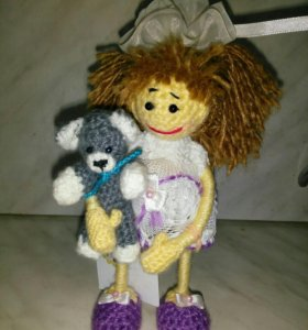 Кукла-Промокашка