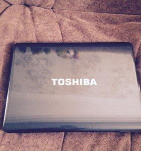 Ноутбук на запчасти Toshiba