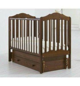 Детская кроватка Гандылян Анастасия