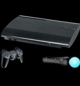PS 3 почти новый