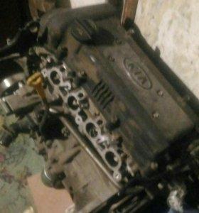Двигатель Hundai Elantra