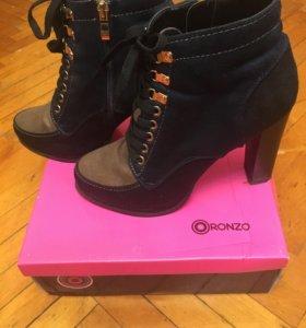 Женские ботильоны (ботинки)