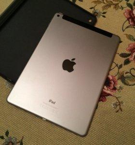 iPad air2 128Gb wi-fi + LTE 4G