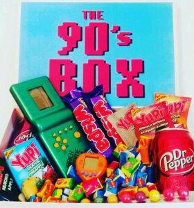 Подарочный набор из 90-х