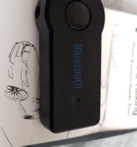 Bluetooth aux гарнитура в Автомобиль!