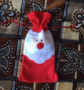 Носок Дед Мороз