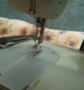 Чайка.швейная машинка