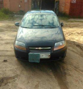 Chevrolet aveo 1.2 2005