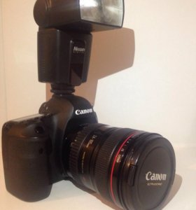 Canon 6D Kit EF 24-105 IS